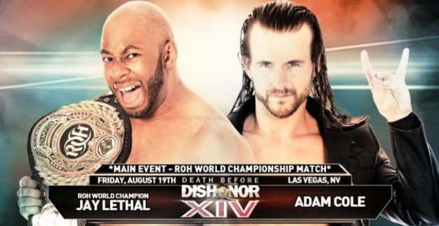 ROH Death Before Dishonor XIV (August 19) Preview & Predictions