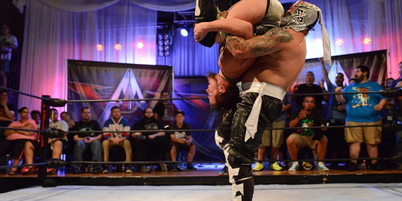 AAW United We Stand (July 23) Results & Review