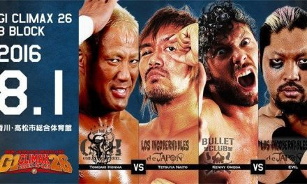 NJPW G1 Climax 26 Night 10 (August 1) Results & Review