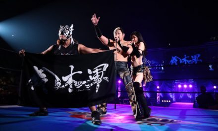 New Japan Purocast – 2016 Super J-Cup Finals