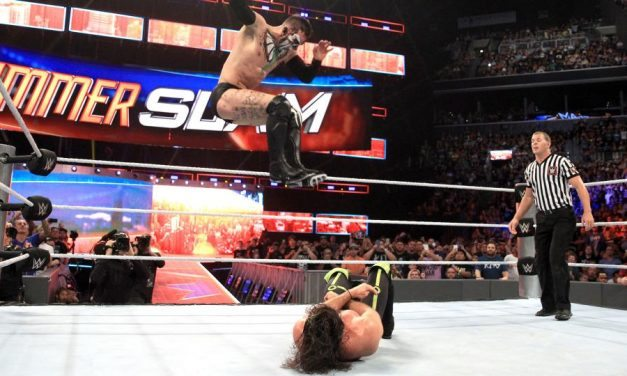 WWE SummerSlam 2016 (August 21) Results & Review