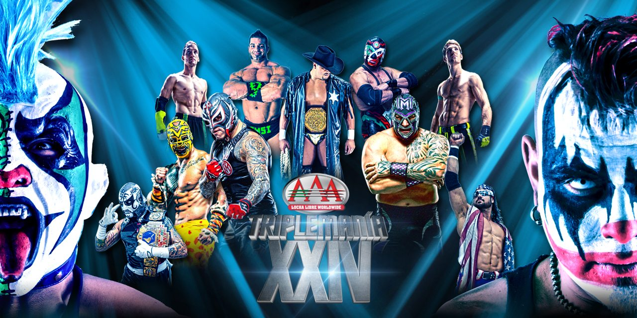 AAA TripleMania XXIV (August 28) Preview