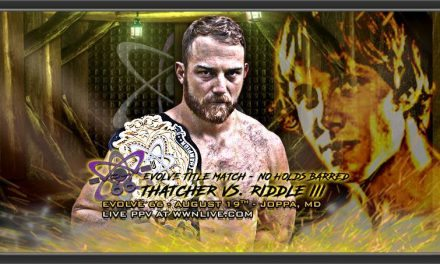 EVOLVE 66 (August 19) Results & Review