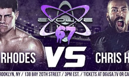 EVOLVE 67 (August 20) Results & Review