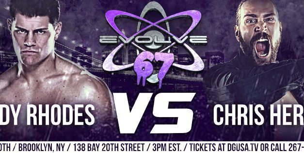 EVOLVE 67 Preview & Predictions