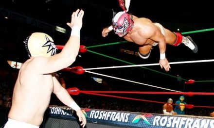 CMLL 83rd Anniversario (Dragon Lee vs La Mascara) Preview