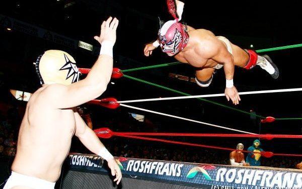 CMLL 83rd Anniversario (Dragon Lee vs La Mascara) Preview