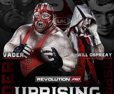 BritWres Roundtable: RevPro Uprising 2016 & Smaller UK Promotions