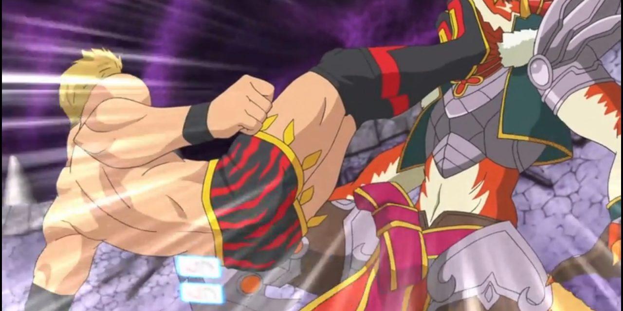 Okada Rainmakers a Dragon (Future Card Buddyfight)
