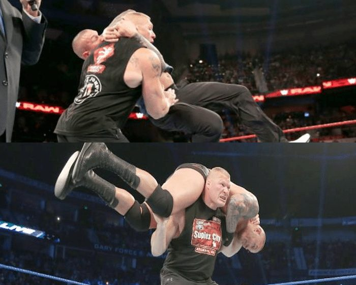 Raw vs Smackdown (Week 2): Brock & Orton Everywhere