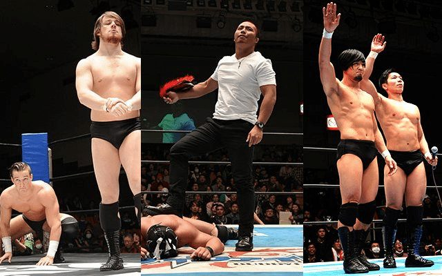 Puro's Up-and-Coming Talent (Part 1: NJPW's Young Lions)