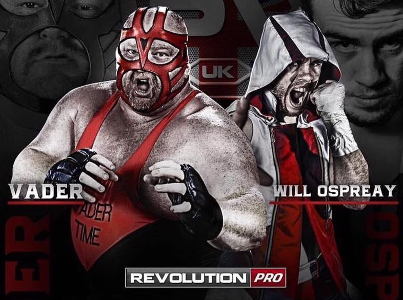 RPW Uprising 2016 (August 12) Results & Review