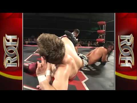 Armories and Snowflakes: Black vs. Danielson (Ring of Honor 2008)