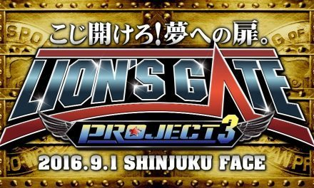 NJPW Lion's Gate Project 3 (September 1) Preview