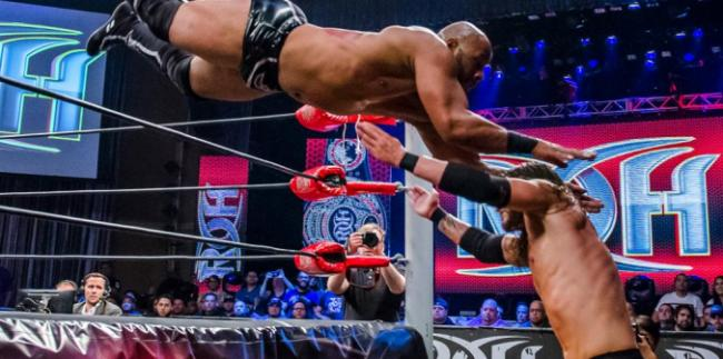 ROH Death Before Dishonor XIV Results & Review