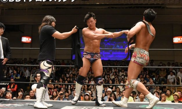 DDT Road To Ryogoku 2016 Results & Review