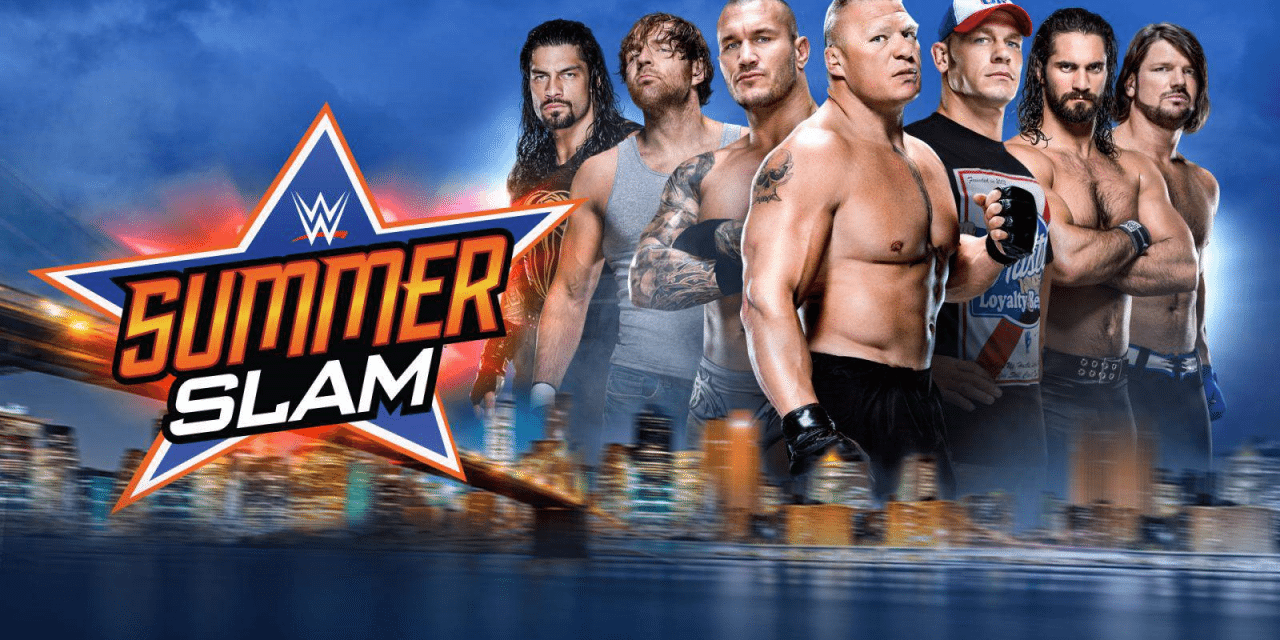 SummerSlam 2016 Weekend: What You Need to Know