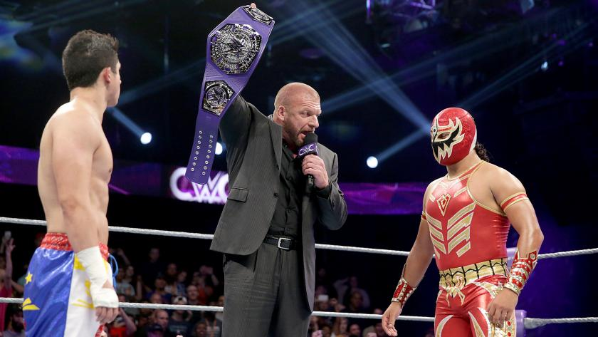 Cruiserweight Classic Cements Place in WWE Canon