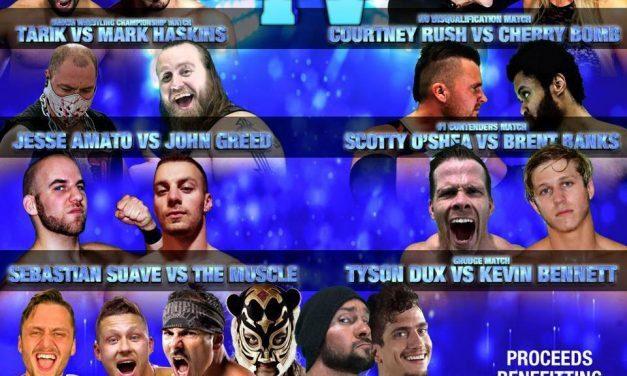 SMASH Wrestling Super Showdown IV Results & Review