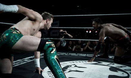 PROGRESS Wrestling Chapter 35: Writing Nirvana on Other People's Bags Review