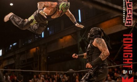 Lucha Underground (Sept 7) Review: Wheel of Misfortune