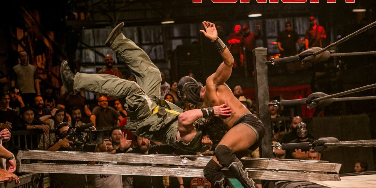 Lucha Underground (Sept 14) Review: The Amulet