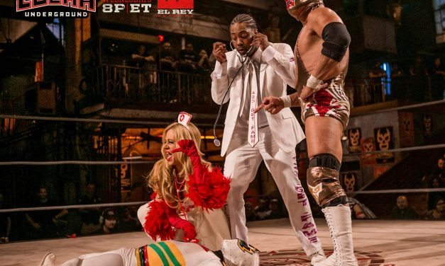 Lucha Of The Hidden Temple: Joey Ryan Has Child Support To Pay