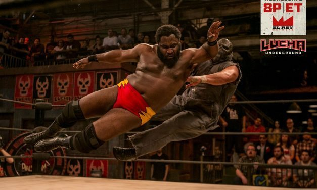 Lucha Of The Hidden Temple: The Mack Has A Title Shot