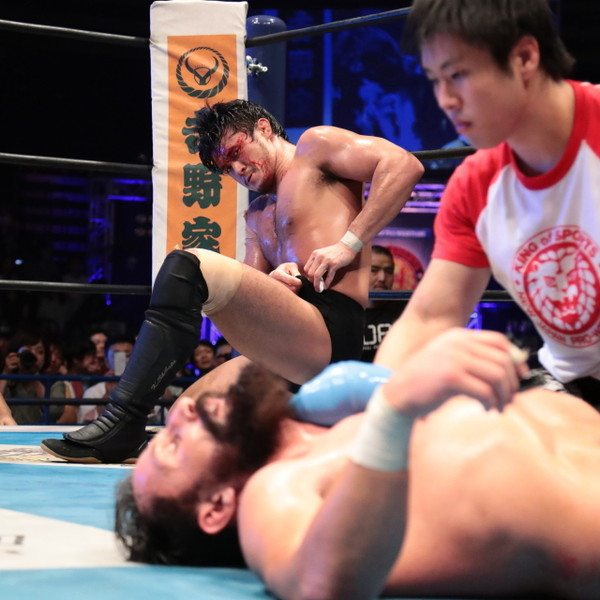 New Japan Purocast: NJPW Destruction in Tokyo Review