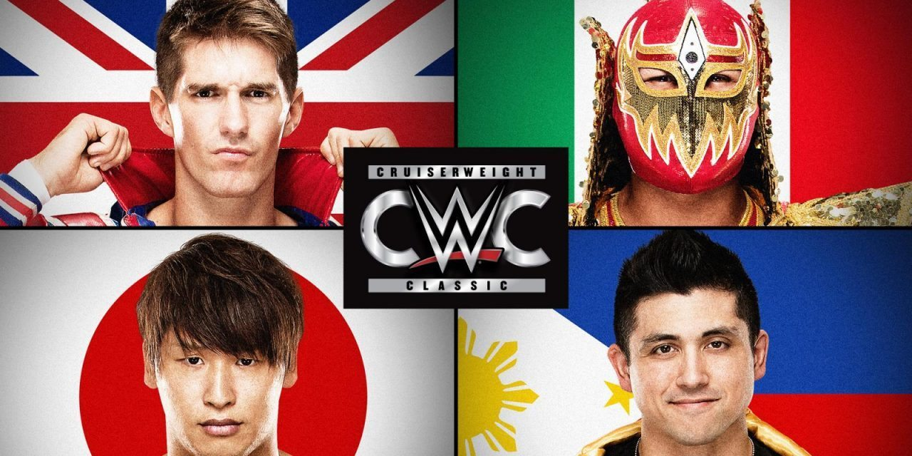 The WWE Cruiserweight Classic Finale Preview