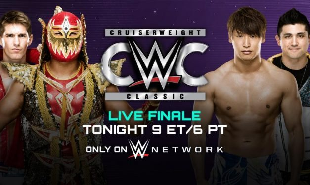 WWE Cruiserweight Classic Finale Live Reaction!