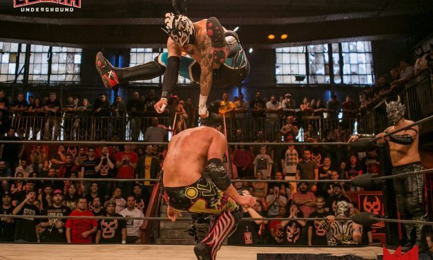 Lucha Underground (Sept 21) Review: Ultimate Opportunities