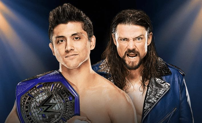 WWE Clash of Champions, Raw, Cruiserweights, Perfect vs Hart