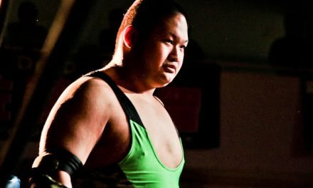 The Big Cuddly Wrecking Ball: Shigehiro Irie