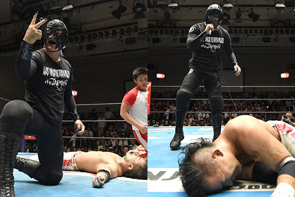 NJPW Road To Destruction (9/12) Results & Review – Does Will Ospreay Need To Slow Down?