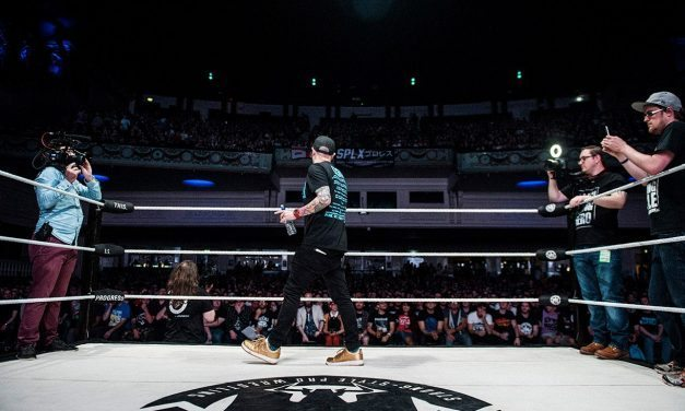 PROGRESS Wrestling Chapter 36: We're Gonna Need A Bigger Room Again Review