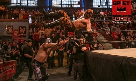 Lucha Underground (Oct 5) Review: The Prince & The Monster