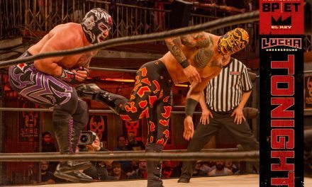 Lucha Underground (Oct 19) Review: Payback Time