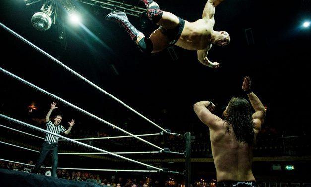 PROGRESS Wrestling Chapter 37: A Sudden Sense of Liberty Review