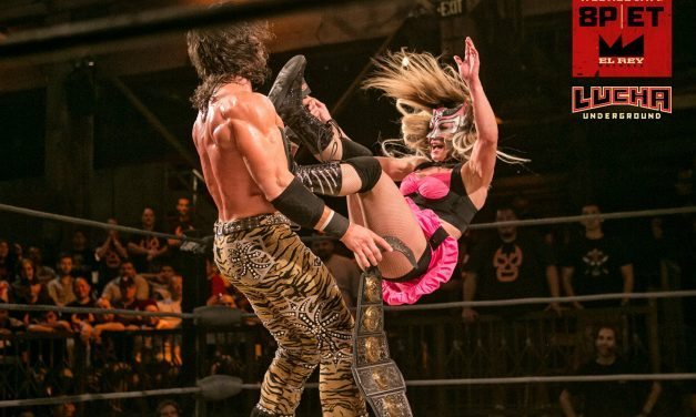 Lucha Underground (Oct 26) Review: Gifts of the Gods