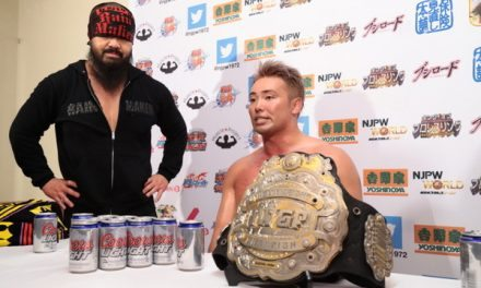 New Japan Purocast: KOPW 2016, Matt Sydal, Power Struggle preview & more!