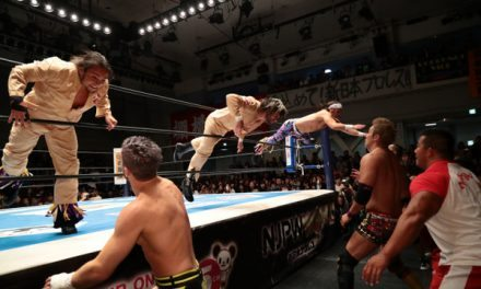 NJPW Road to Power Struggle (October 30) Results & Review