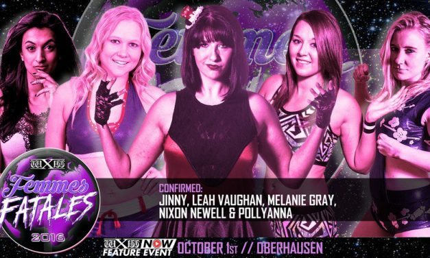 "wXw ""Femmes Fatales"" (October 1) Results & Review"