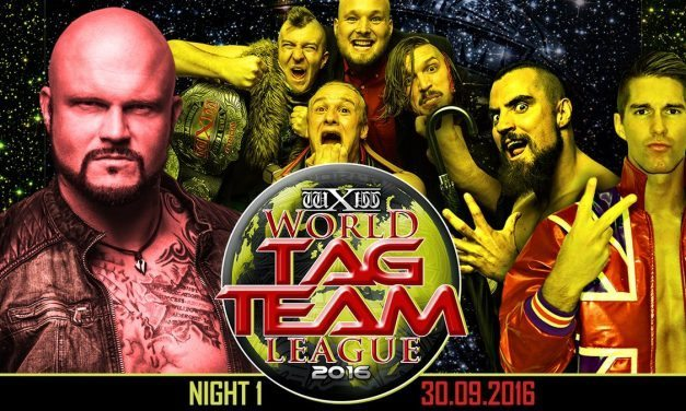wXw World Tag Team League Night 1 (September 30) Results & Review