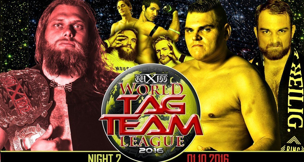 wXw World Tag Team League Night 2 (October 1) Results & Review