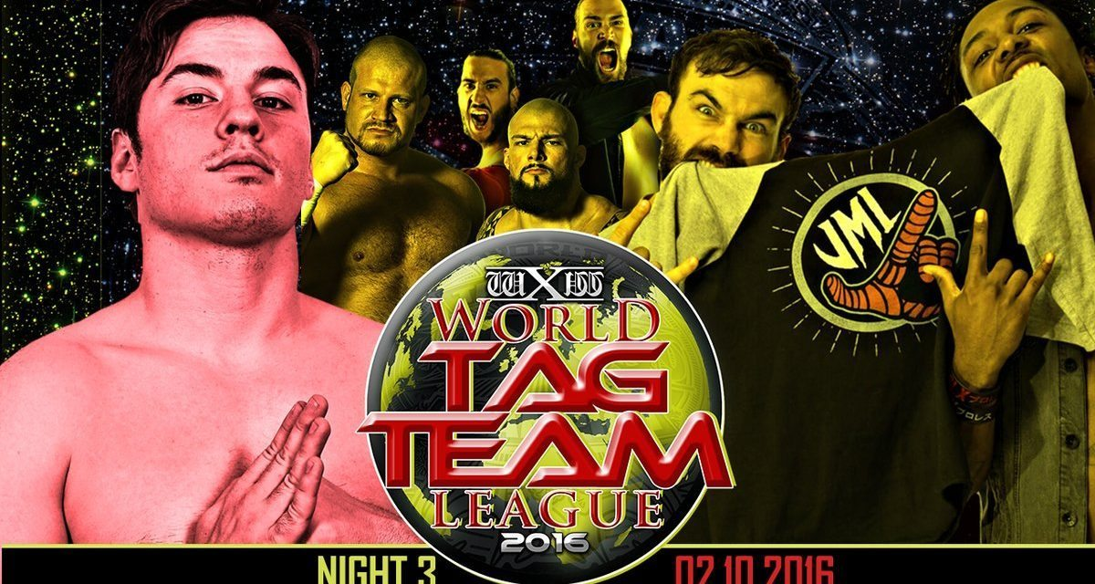 wXw World Tag Team League Night 3 (October 2) Results & Review