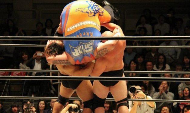 Burning Spirits #2: Big Japan Pro-Wrestling Saikyou Tag League