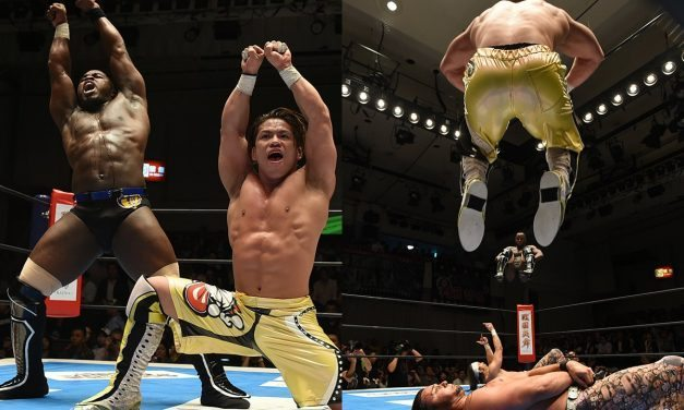 NJPW Road to Power Struggle (October 21) Results & Review