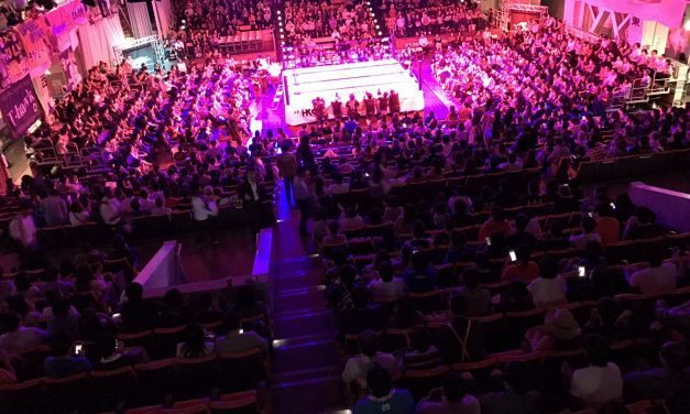 Dragon Gate Gate of Victory (October 12) Results & Review