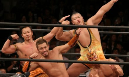 Open the Voice Gate (Episode 10): Hot Shingo On Shachi Action